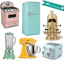 i u003c3 vintage style appliances need to have the stove fridge and
