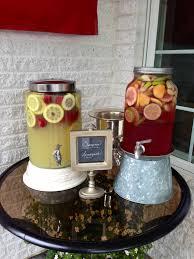bar halloween party ideas graduation party ideas sangria lemonade and bar