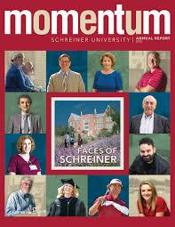 schreiner university momentum 2015 by schreiner university issuu