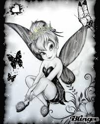 pretty tinkerbell picture 95736290 blingee
