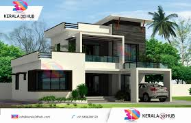 contemporary style home plans in kerala awesome ultra modern house