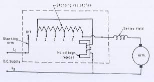 starting of d c motors electrical engineering assignment
