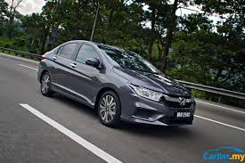 Review 2017 Honda City Hybrid Sporting Intentions Reviews