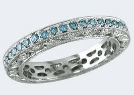 cheap wedding bands for blue diamond wedding bands for women weddingsrusdeco