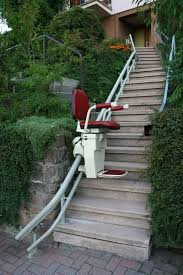outdoor stairlifts u2014 dolphin mobility