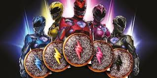 power rangers review u0027s krispy kremes