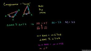 triangle congruence postulates criteria video khan academy