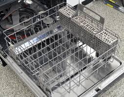 Kitchenaid Dishwasher Utensil Holder Kenmore Elite 14753 Dishwasher Review Reviewed Com Dishwashers