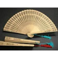 wooden fans sandalwood fan wedding fan