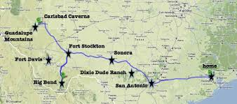 trip map maps help your follow your travel journey