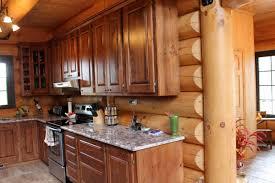 cuisine chalet bois galerie de photos de chalets et maisons en bois ronds prestige