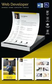 Web Developer Resume Sample Php Developer Resume Developer Resume Example Best Sample