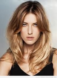 layered haircut styles for medium length hair images