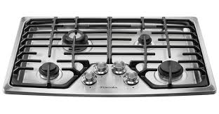 Gas Stainless Steel Cooktop Kitchen Make That Stainless Steel Stovetop Sparkle In A Snap