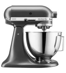 Kitchen Aid K45ss Ultra Power Plus Tilt Head Stand Mixer Ksm100psdp Dark Pewter