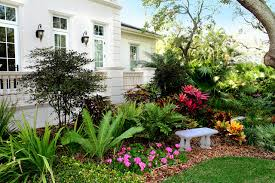 Tropical Landscaping Ideas by Tropical Landscaping Ideas For Backyard Front Yard Landscaping Ideas