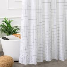 Better Homes And Gardens Shower Curtains Home Essence Apartment Darcy Microfiber Printedhower Geometric