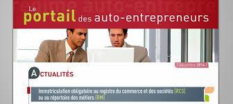 chambre des metiers auto entrepreneur créer une micro entreprise devenir auto entrepreneur