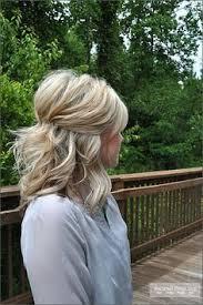 Hochsteckfrisurenen Mittellange Haar Leicht by Die Besten 25 Hochsteckfrisuren Mittellanges Haar Ideen Auf