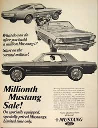 ford mustang ad mustang