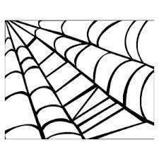 halloween clipart black and white spider web halloween clipart clipartxtras