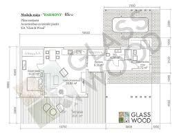 Wooden House Floor Plans Modular Wooden Houses Glass U0026 Wood