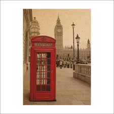 Red Phone Booth Cabinet Red Phone Booth Decor Home Decor 2017