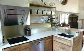 cuisine bois clair deco cuisine bois clair amazing ud et blanc with en