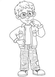 kids fun 38 coloring pages fireman sam