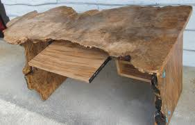 burl wood console table live edge tables foyer console tables custom wood tables wood