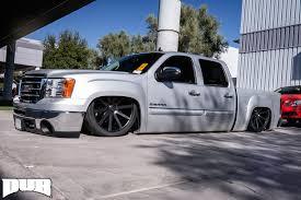 stanced trucks gallery dub wheels