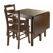Fold Up Kitchen Table by Dining Table And 4 Folding Chairs