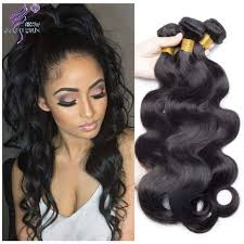 cheap human hair extensions affordable modern show human hair weave 3 bundles