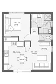 granny flat floor plan granny flat designs dale alcock homes