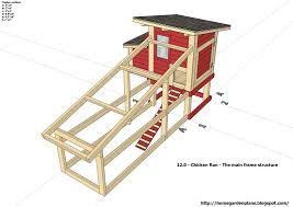 chicken house plans free download with plants inside chicken coop