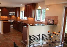 kitchen paint colors with cherry cabinets and stainless steel appliances kalamazoo s remodeled kitchen includes solid cherry