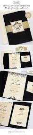 invitaciones para bodas las más originales y modernas pocket