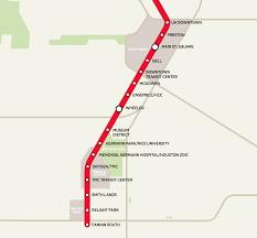 Houston Metro Rail Map by Houston Metrorail Github