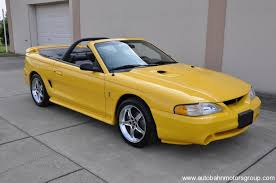 98 ford mustang for sale 1998 ford mustang cobra autobahn