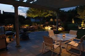 Outside Landscape Lighting - outdoor lighting tips