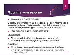 Mechanical Foreman Resume Wonderful Quantify Resume 45 For Free Online Resume Builder With