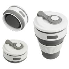 silicone collapsible coffee cups manufacturer