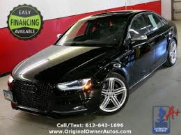 wayzata audi used audi s4 for sale in wayzata mn 8 used s4 listings in