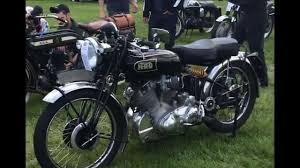 triumph norton bsa youtube