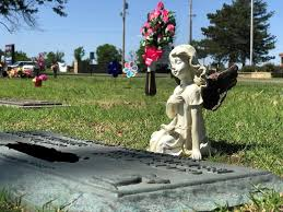 stolen then returned to baby grave