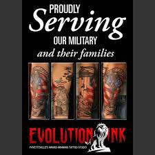 evolution tattoo fayetteville nc best tattoo 2017