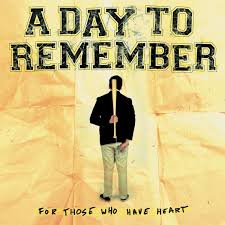 a day to remember for those who have heart vinyl amazon com