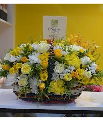 get well soon basket get well basket of flowers fg davao flowers gifts delivery