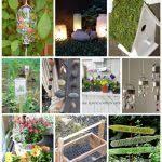 Garden Crafts Ideas - 25 garden bed edging ideas