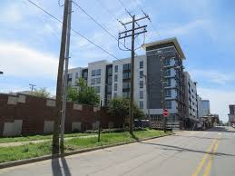hotel and apartment projects in the downtown lr area little rock